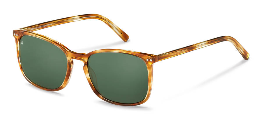 Rodenstock Capsule Collection-Solbrille-RR335-lighthavana