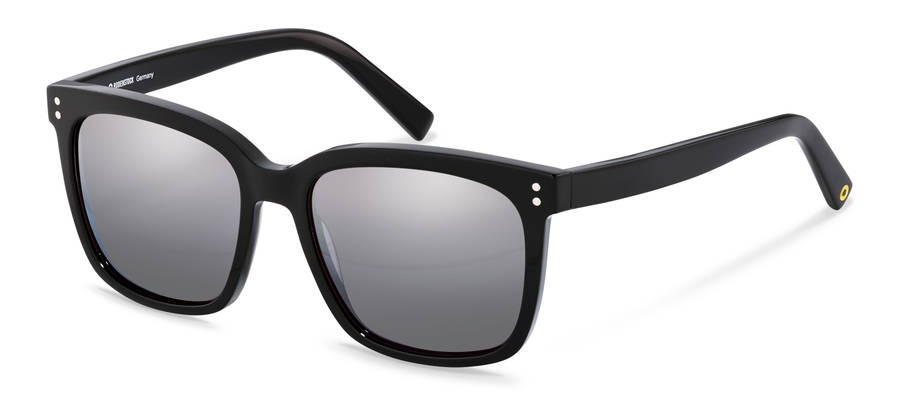 Rodenstock Capsule Collection-Solbrille-RR338-black