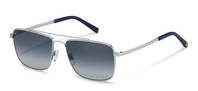 rocco by Rodenstock-Solbrille-RR104-silver/blue