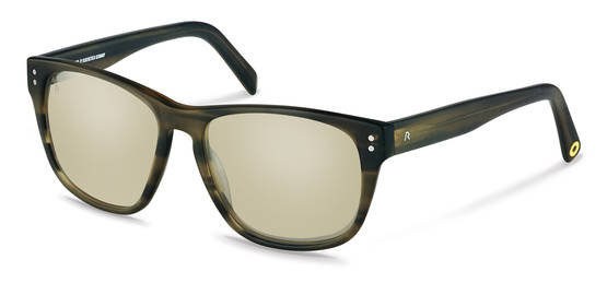 rocco by Rodenstock-Solbrille-RR307-olivestructured