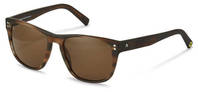 rocco by Rodenstock-Solbrille-RR307-brownstructured