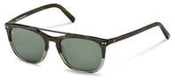 rocco by Rodenstock-Solbrille-RR328-darkgreenstructured