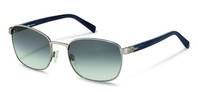 Rodenstock-Solbrille-R1416-light gun, blue