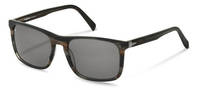 Rodenstock-Solbrille-R3288-grey structured