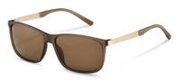 Rodenstock-Solbrille-R3296-light brwon, light gold