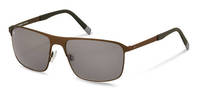 Rodenstock-Solbrille-R7408-brown, dark grey
