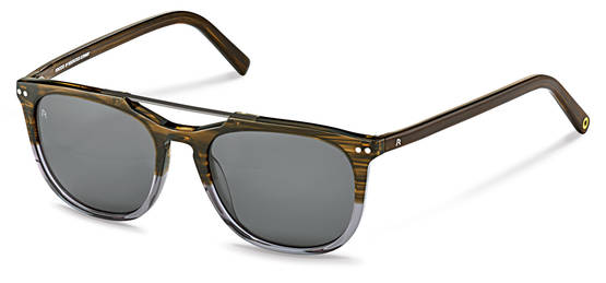 rocco by Rodenstock-Solbrille-RR328-brown grey structured