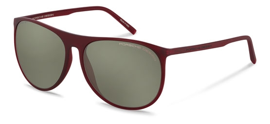 Porsche Design-Solbrille-P8596-red