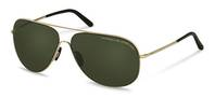 Porsche Design-Solbrille-P8605-light gold
