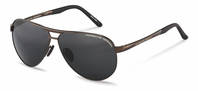 Porsche Design-Solbrille-P8649-brown