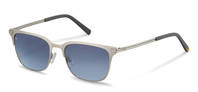 rocco by Rodenstock-Solbrille-RR103-silver