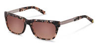 rocco by Rodenstock-Solbrille-RR318-black/ rose
