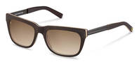 rocco by Rodenstock-Solbrille-RR318-darkchocolate/sandlayered