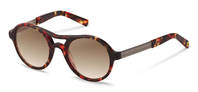 rocco by Rodenstock-Solbrille-RR319-black/ red havana
