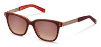 rocco by Rodenstock-Solbrille-RR321-dark red