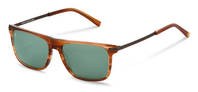 rocco by Rodenstock-Solbrille-RR323-brownstructured