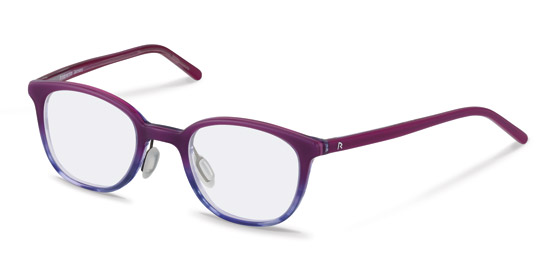 Rodenstock-Correction frame-R5298-red gradient