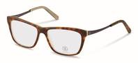 BOGNER-Correction frame-BG510-havana nude layered, chocolate
