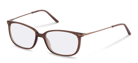 Rodenstock-Correction frame-R5310-brown, rose gold