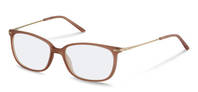 Rodenstock-Correction frame-R5310-light brown, gold