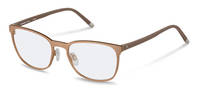Rodenstock-Correction frame-R7032-rose gold, grey