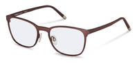 Rodenstock-Correction frame-R7032-dark red