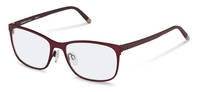 Rodenstock-Correction frame-R7033-dark red