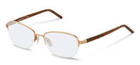 Rodenstock-Correction frame-R7041-rose gold, brown