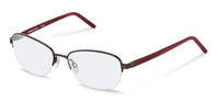 Rodenstock-Correction frame-R7041-dark gun, red