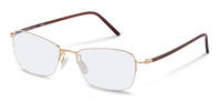 Rodenstock-Correction frame-R7053-gold, brown
