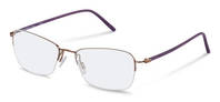 Rodenstock-Correction frame-R7053-brown, violet