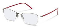 Rodenstock-Correction frame-R7053-dark gunmetal, red