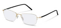 Rodenstock-Correction frame-R7053-light gold, black