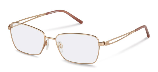 Rodenstock-Correction frame-R7056-rose gold, rose