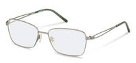 Rodenstock-Correction frame-R7056-silver, green