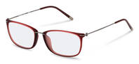 Rodenstock-Correction frame-R7065-dark red, gun