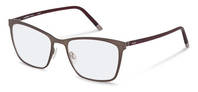 Rodenstock-Correction frame-R8022-bordeaux