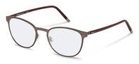 Rodenstock-Correction frame-R8023-bordeaux