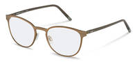 Rodenstock-Correction frame-R8023-light brown, grey