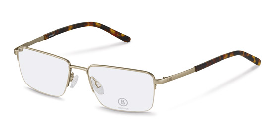 BOGNER-Correction frame-BG513-light gold, havana