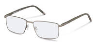 Rodenstock-Correction frame-R7047-light gunmetal, dark grey
