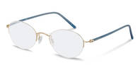 Rodenstock-Correction frame-R7052-gold, blue