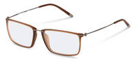 Rodenstock-Correction frame-R7064-brown transparent