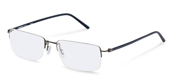 Rodenstock-Correction frame-R7072-dark gun, dark blue