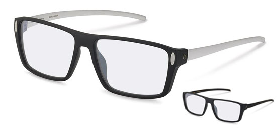 Rodenstock-Correction frame-R8010-black