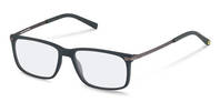 rocco by Rodenstock-Correction frame-RR438-dark grey, dark gun
