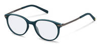 rocco by Rodenstock-Correction frame-RR439-blue used look, dark gun