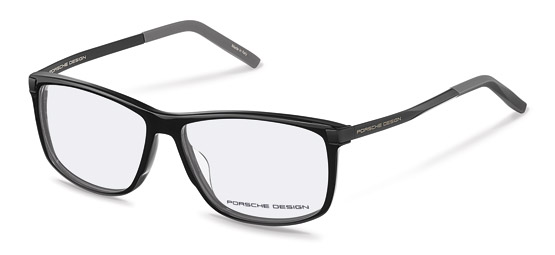 Porsche Design-Correction frame-P8319-black