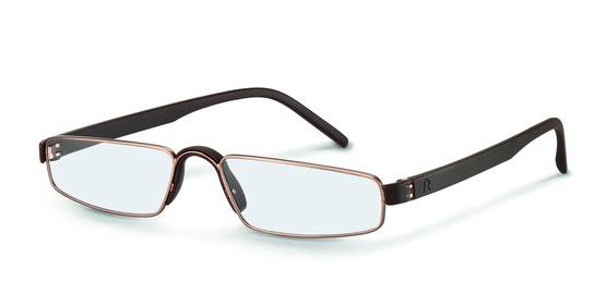 Rodenstock-Correction frame-R4829-silver red