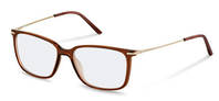 Rodenstock-Correction frame-R5308-brown, gold
